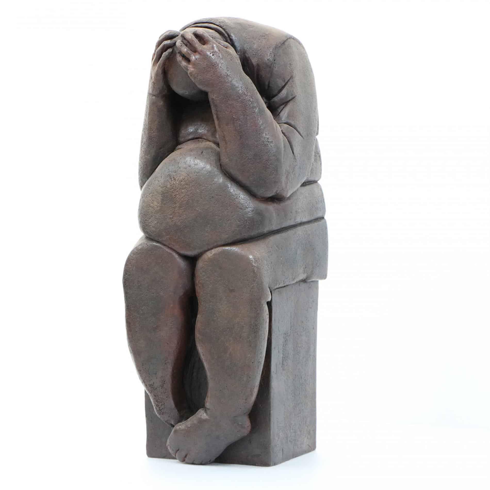 escultura khaled dawwa