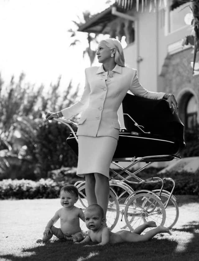 madonna steven meisel versace 1995 bebes