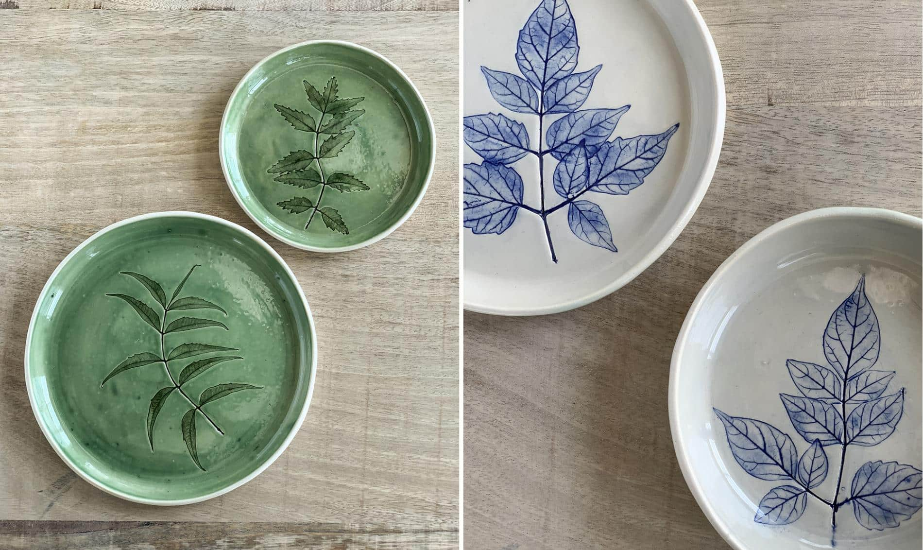 Hessa Al Ajmani taza ceramica vajilla platos