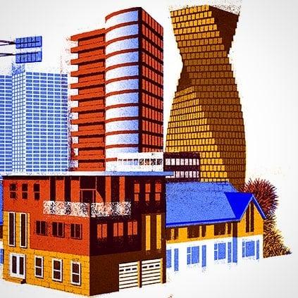 Leonie-Bos- edificio