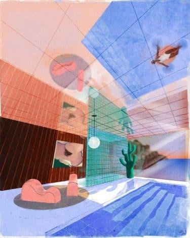 Leonie-Bos-piscina