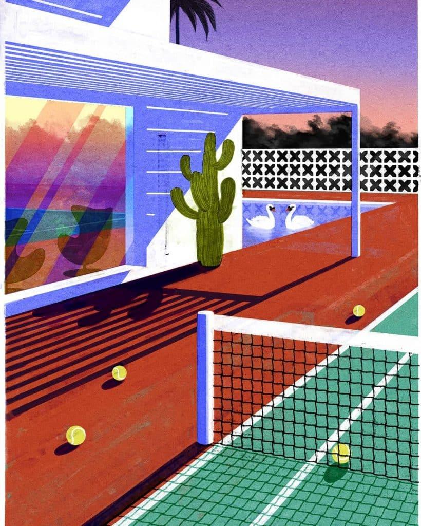 Leonie-Bos- tennis