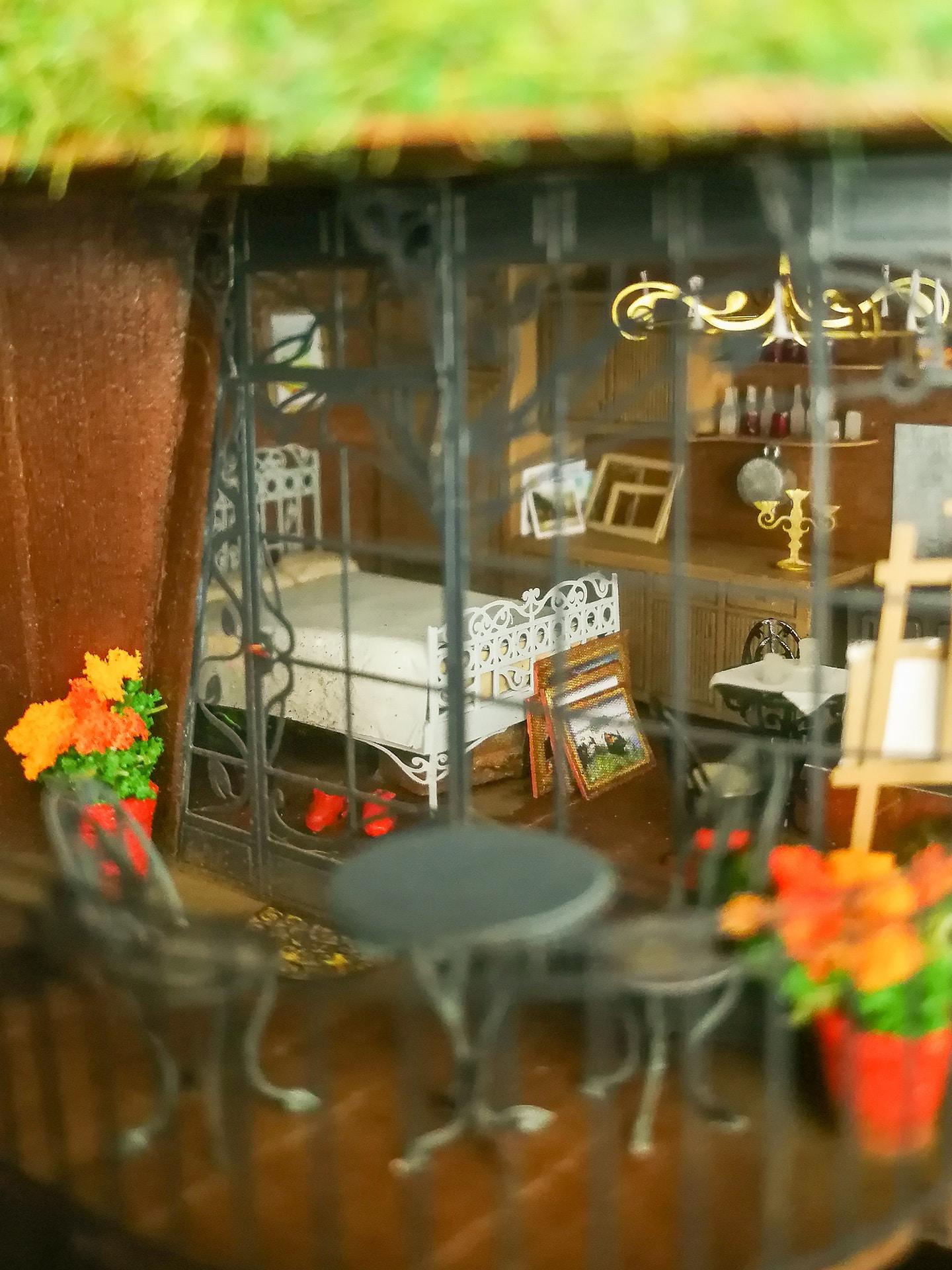 Stefanov skyvile detalle interior