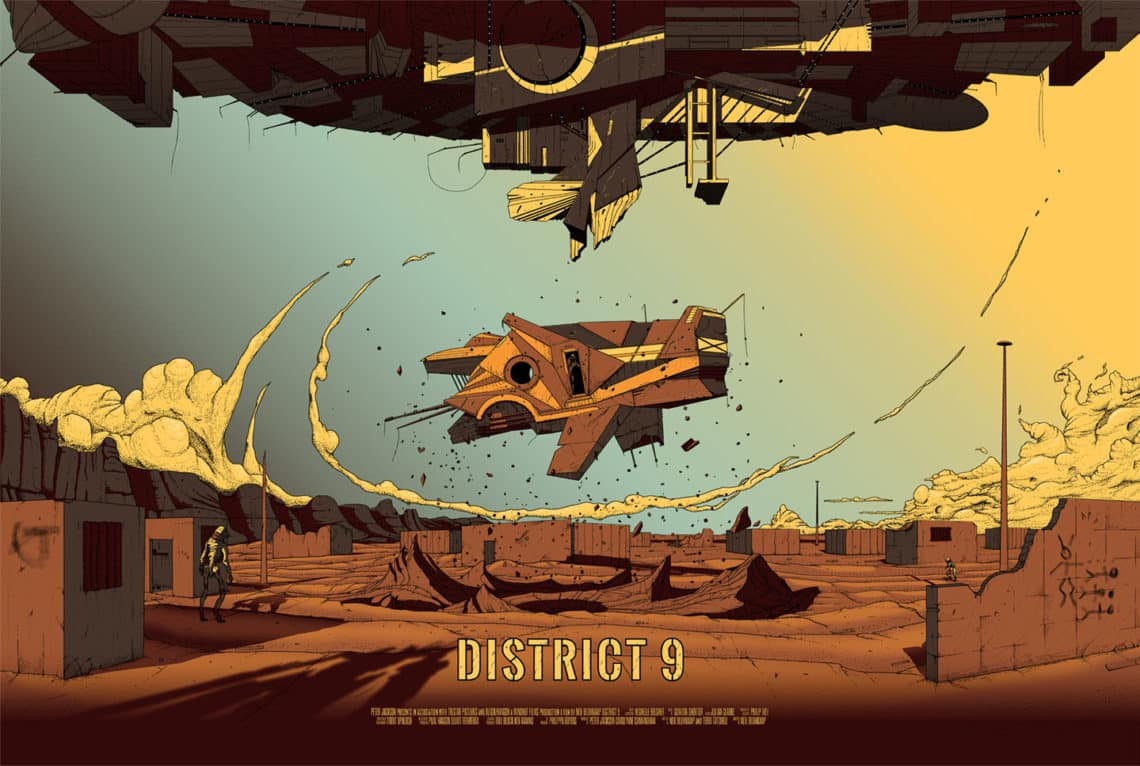 District 9 cristian eres