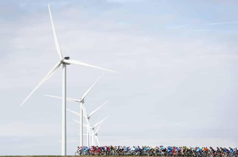 The Race to the Sun. Paris – Nice Cycling Race (2018) James Starrt