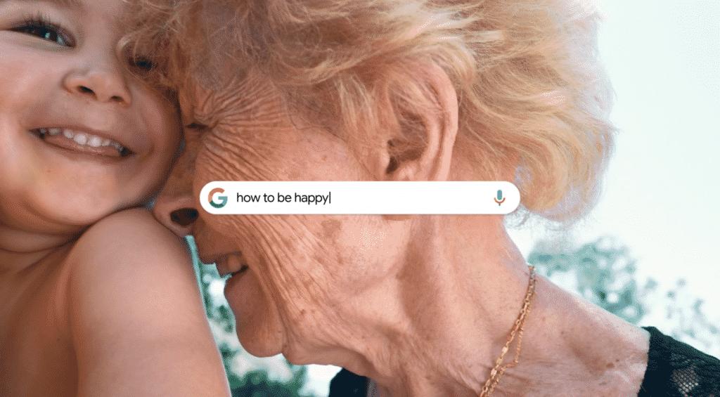 anuncio google its start with summer happy