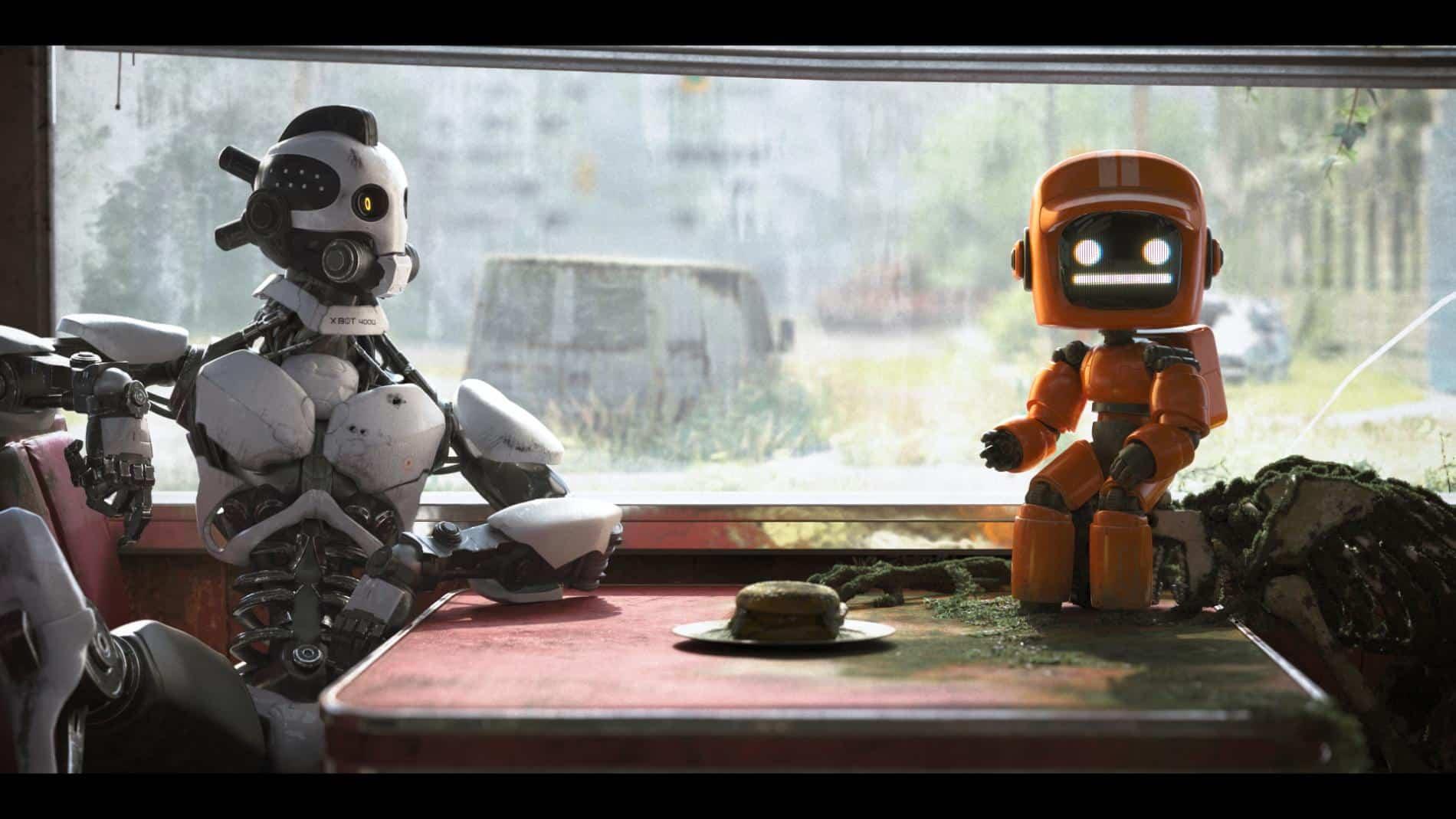 fotograma de love death and robots