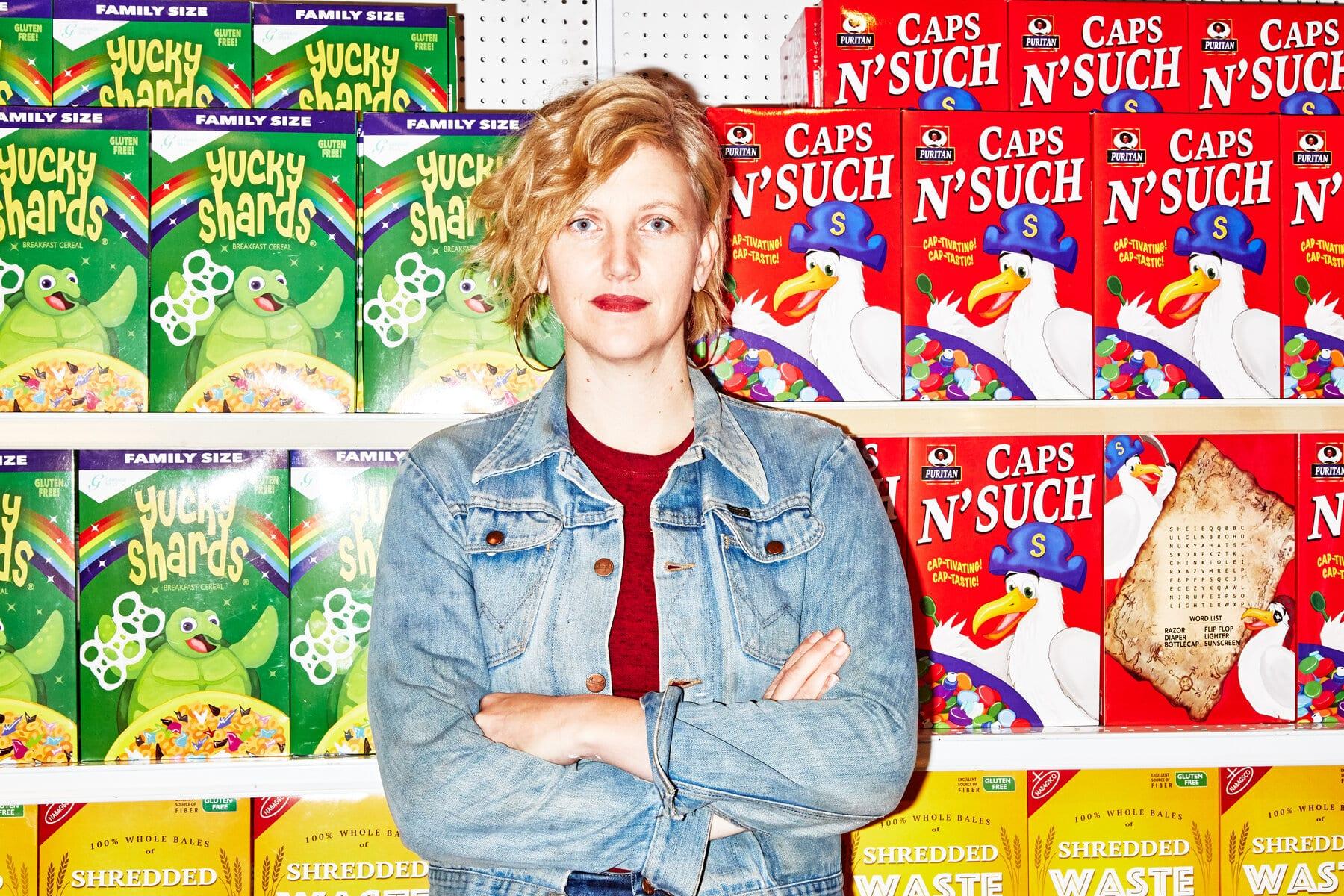frohardt the plastic bag shop cereal