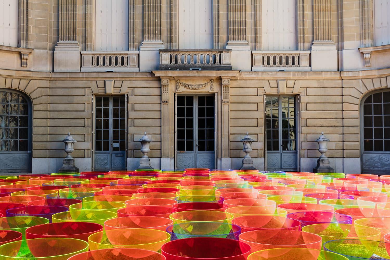 liz wes color bowls instalacion