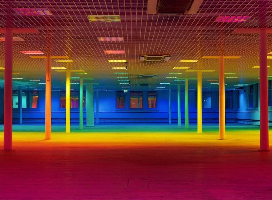 liz wes color space instalacion detalle