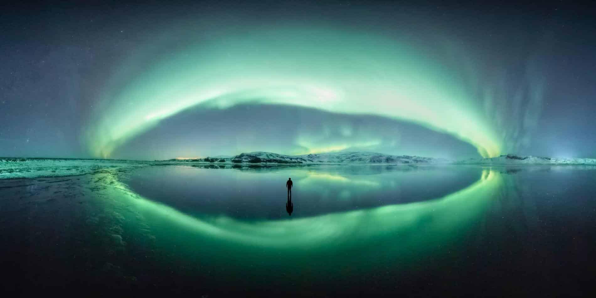 Iceland Vortex by Larryn Rae