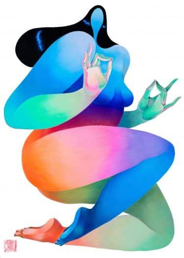 joshi mujeres yogui