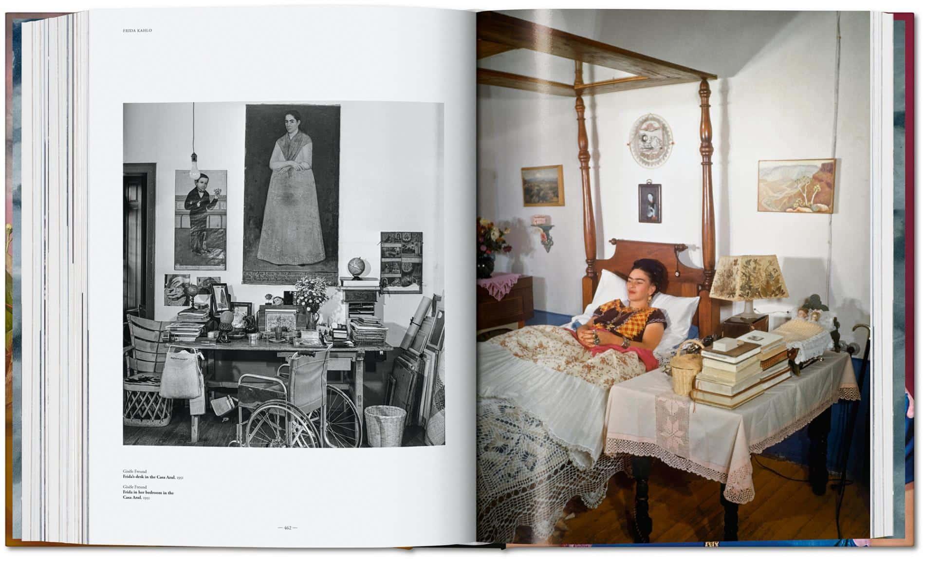 kahlo autoretrato libro paginas 3