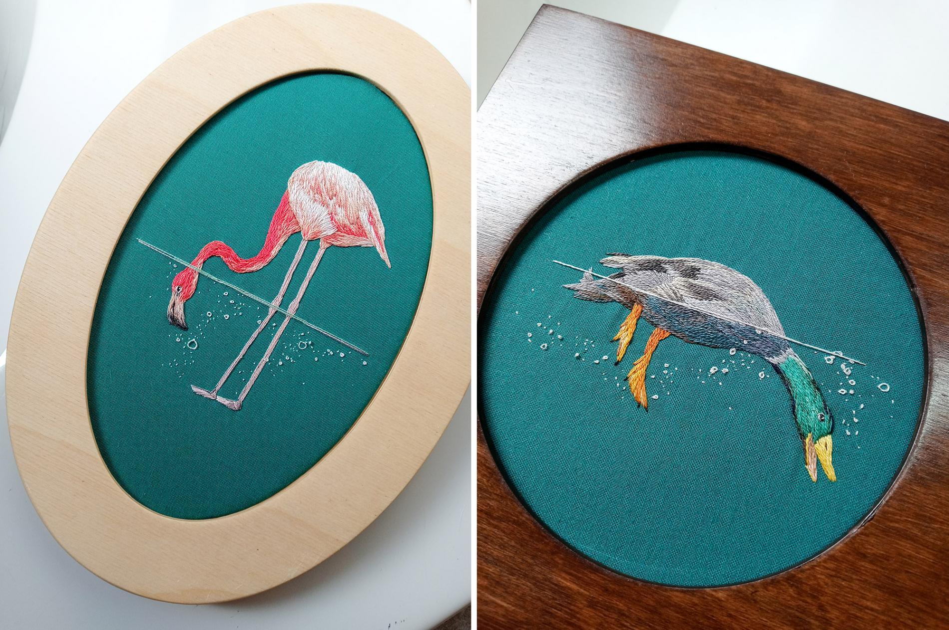 zaniewski tortuga flamingo