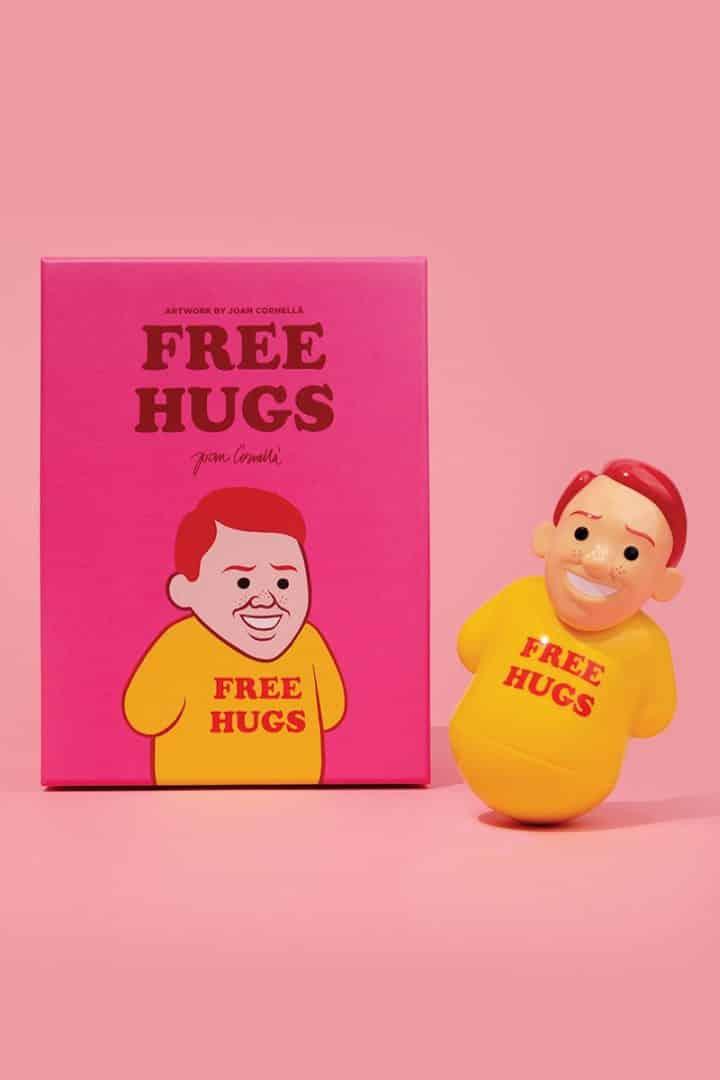JON CORNELLA FREE HUGS SHOP