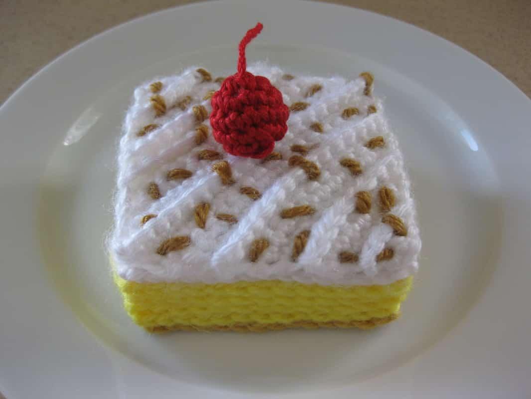 Normalynn Ablao pasta crochet pie