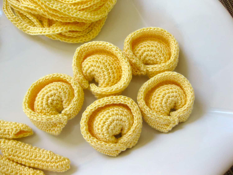 Normalynn Ablao pasta crochet