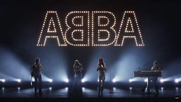 abba concert