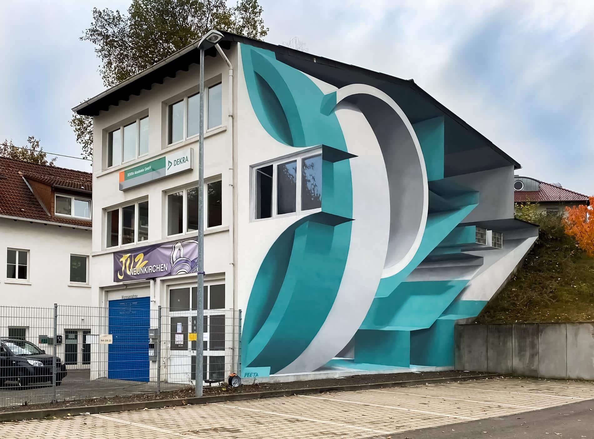 peeta murales anamorficos