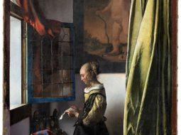 vermeer cuadro oculto CUPIDO