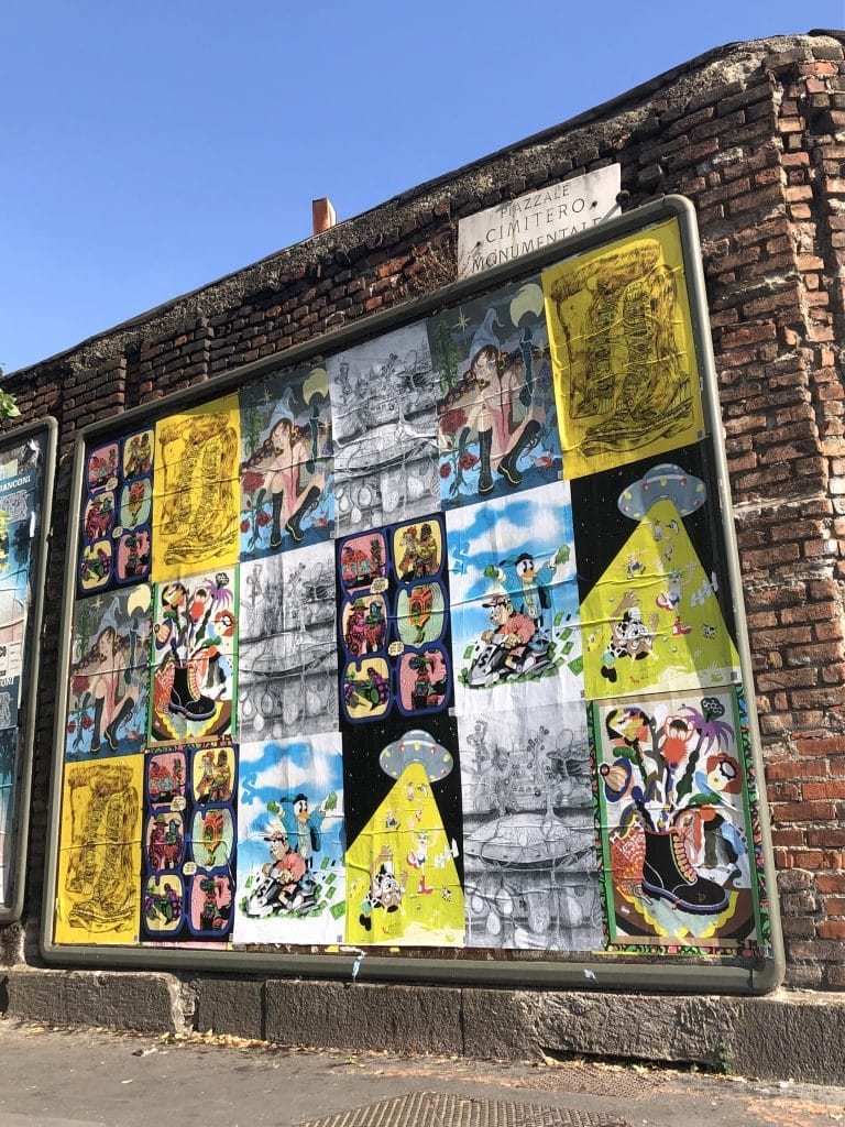 POSTERS DR MARTENS MILAN 2