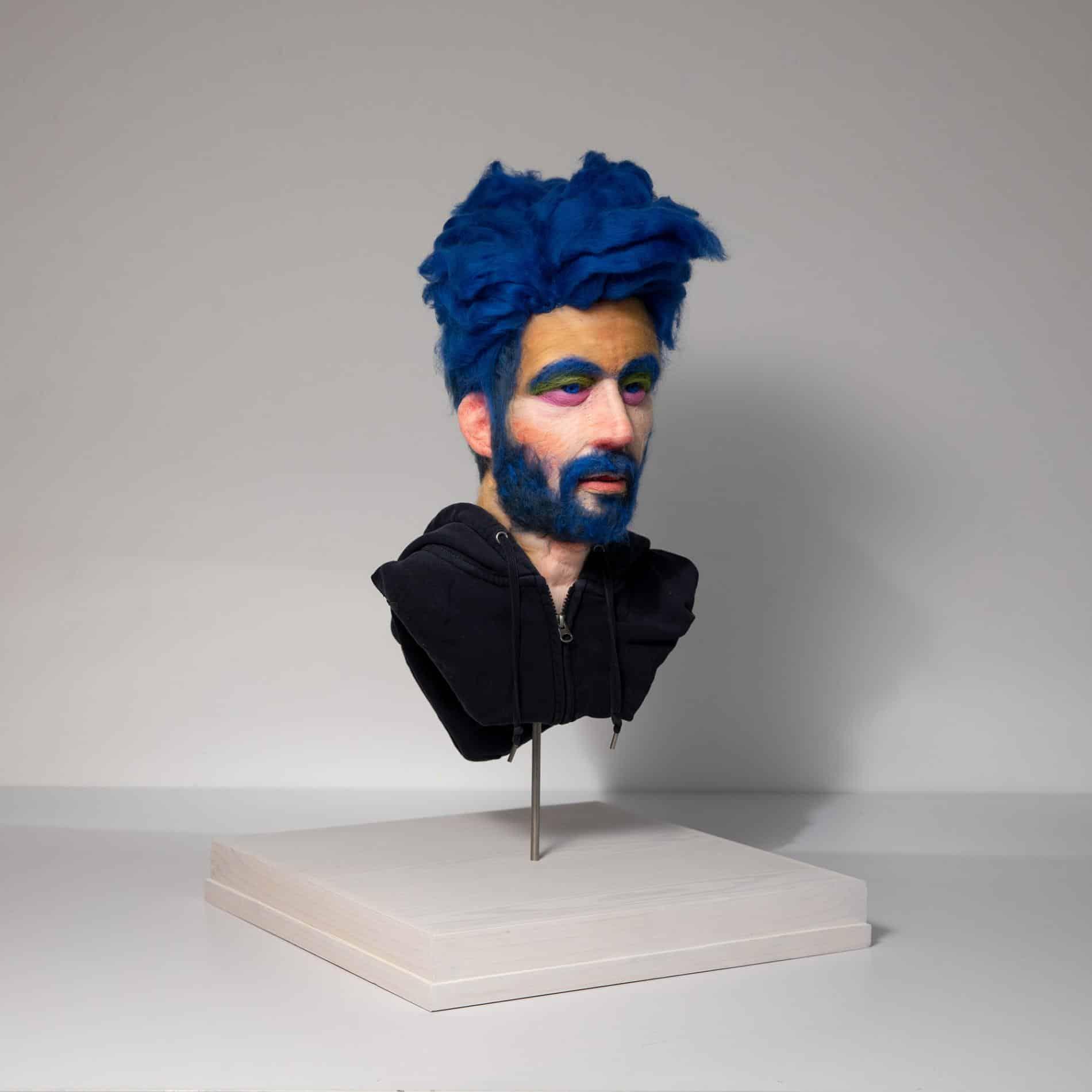 khoshroo auto retrato lana