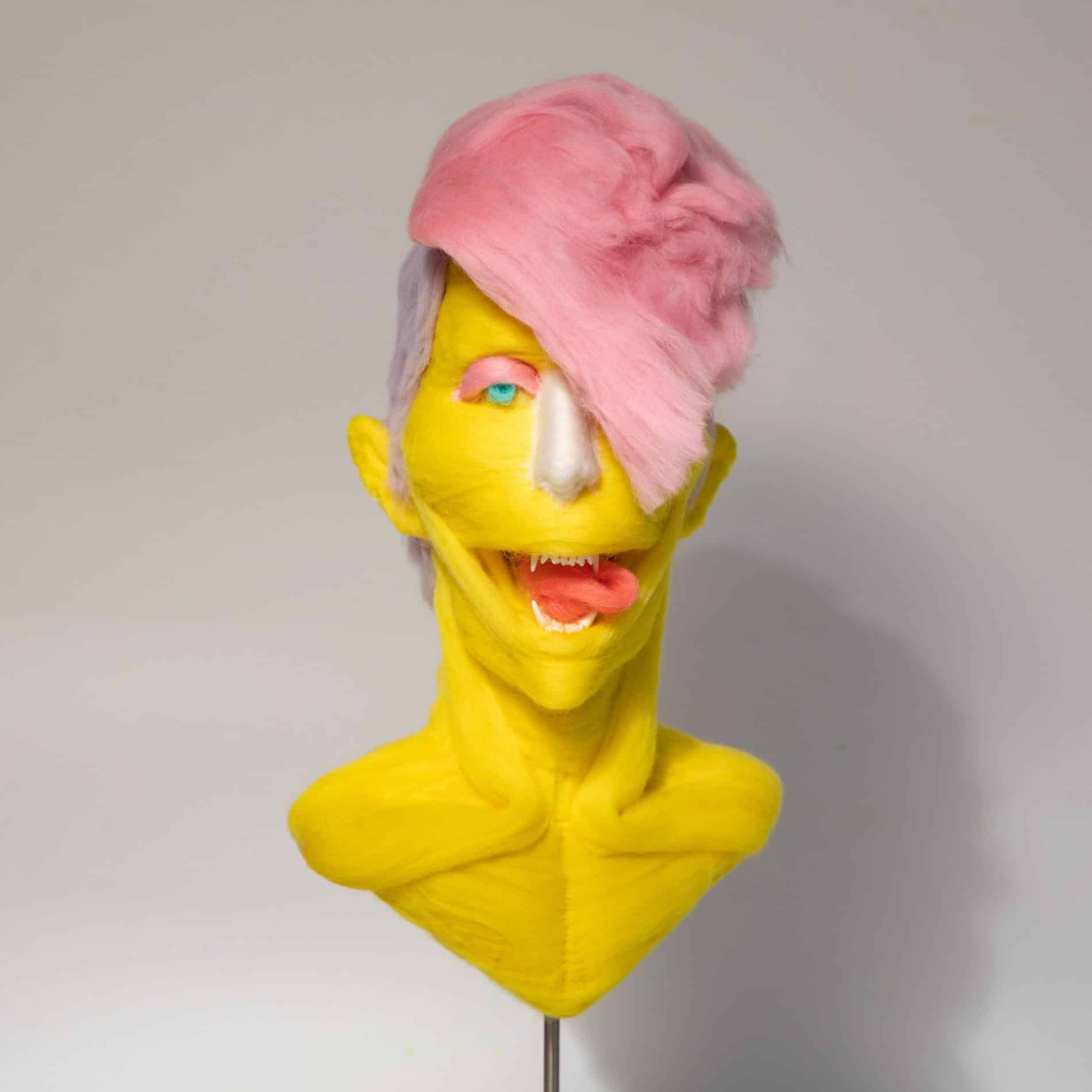 khoshroo retrato lana yellow