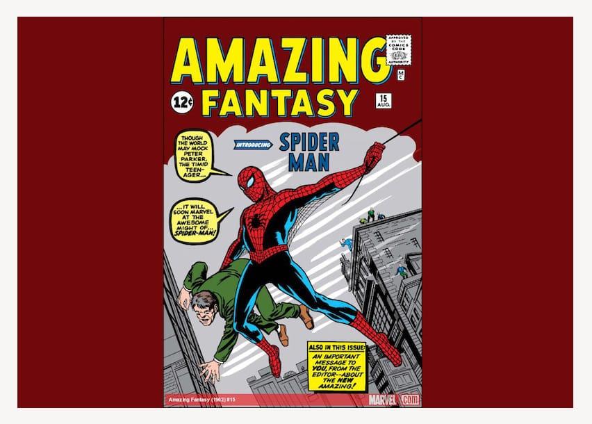 spiderman el comic mas costoso