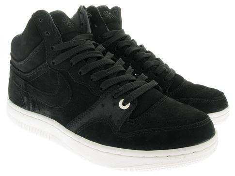 Nike court force high lux
